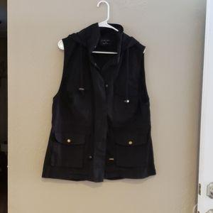Slevless jacket